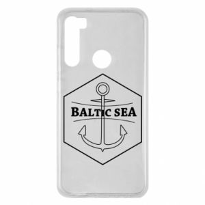 Xiaomi Redmi Note 8 Case Baltic Sea
