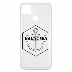 Xiaomi Redmi 9c Case Baltic Sea