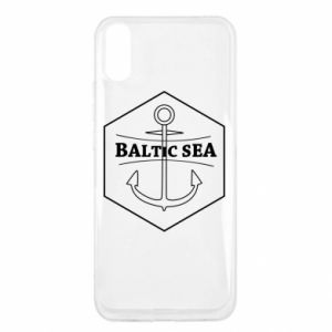 Xiaomi Redmi 9a Case Baltic Sea