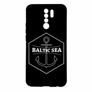 Xiaomi Redmi 9 Case Baltic Sea