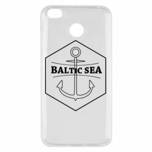 Xiaomi Redmi 4X Case Baltic Sea