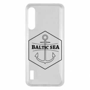 Xiaomi Mi A3 Case Baltic Sea
