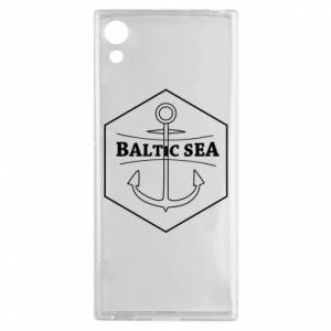 Sony Xperia XA1 Case Baltic Sea