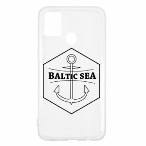 Samsung M31 Case Baltic Sea