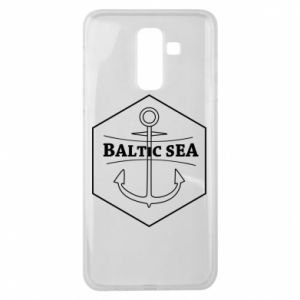 Samsung J8 2018 Case Baltic Sea
