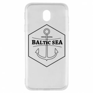 Samsung J7 2017 Case Baltic Sea