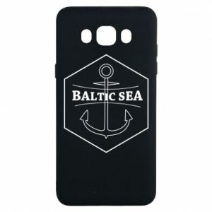 Samsung J7 2016 Case Baltic Sea