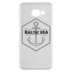 Samsung A3 2016 Case Baltic Sea