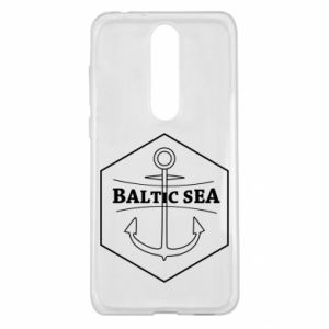 Nokia 5.1 Plus Case Baltic Sea