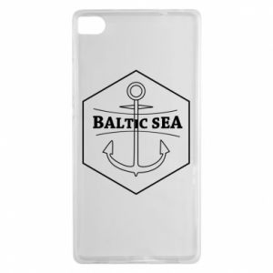 Huawei P8 Case Baltic Sea