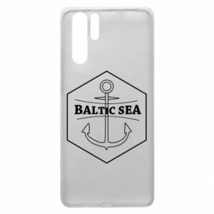 Huawei P30 Pro Case Baltic Sea