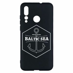 Huawei Nova 4 Case Baltic Sea