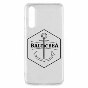 Huawei P20 Pro Case Baltic Sea