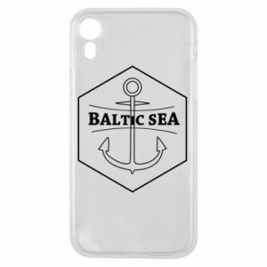 iPhone XR Case Baltic Sea
