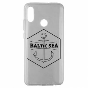 Huawei Honor 10 Lite Case Baltic Sea