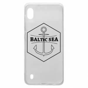 Samsung A10 Case Baltic Sea