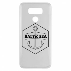 LG G6 Case Baltic Sea