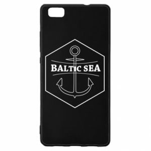 Huawei P8 Lite Case Baltic Sea