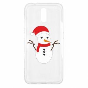Nokia 2.3 Case Snowman in hat