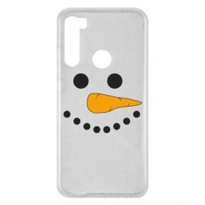 Xiaomi Redmi Note 8 Case Snowman
