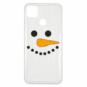 Xiaomi Redmi 9c Case Snowman