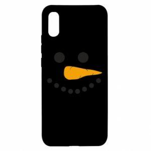 Xiaomi Redmi 9a Case Snowman