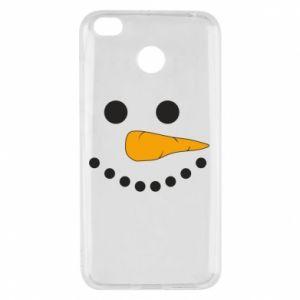 Xiaomi Redmi 4X Case Snowman