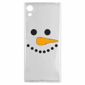 Sony Xperia XA1 Case Snowman