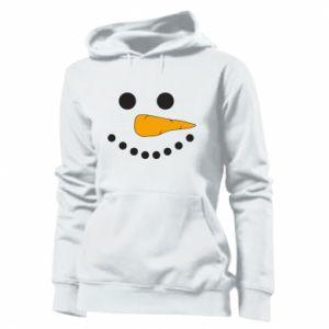 Women's hoodies Snowman