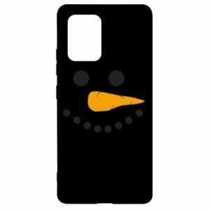 Samsung S10 Lite Case Snowman
