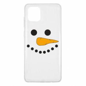 Samsung Note 10 Lite Case Snowman