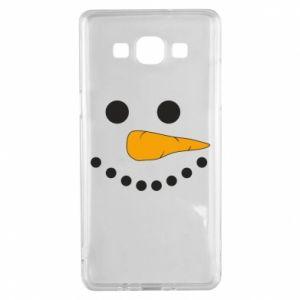 Samsung A5 2015 Case Snowman