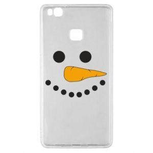 Huawei P9 Lite Case Snowman