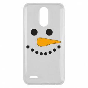 Lg K10 2017 Case Snowman