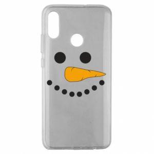 Huawei Honor 10 Lite Case Snowman