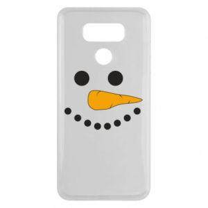 LG G6 Case Snowman