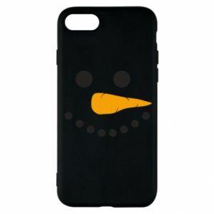 iPhone SE 2020 Case Snowman