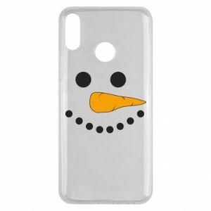 Huawei Y9 2019 Case Snowman