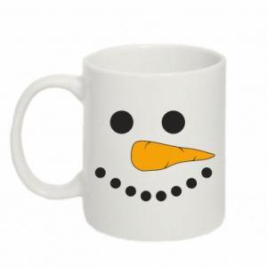 Mug 330ml Snowman