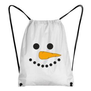 Backpack-bag Snowman
