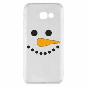 Samsung A5 2017 Case Snowman