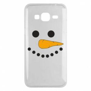 Samsung J3 2016 Case Snowman