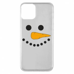 Phone case for iPhone 11 Snowman