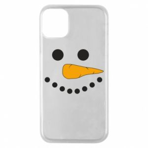 Phone case for iPhone 11 Pro Snowman