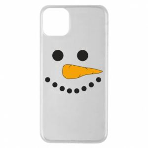Phone case for iPhone 11 Pro Max Snowman