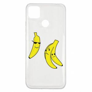 Etui na Xiaomi Redmi 9c Banan w okularach