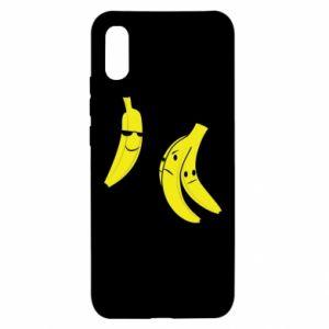 Etui na Xiaomi Redmi 9a Banan w okularach