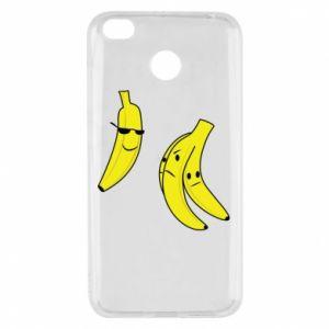 Etui na Xiaomi Redmi 4X Banan w okularach