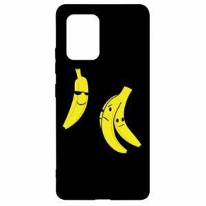 Etui na Samsung S10 Lite Banan w okularach