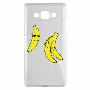 Etui na Samsung A5 2015 Banan w okularach